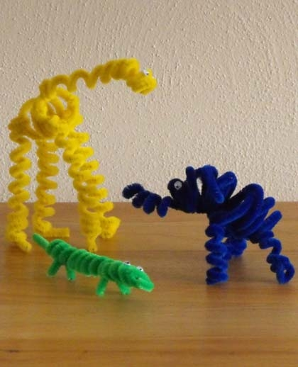 Pipe Cleaner Animals Activity Education Com