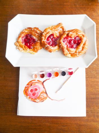 Food Painting with Wayne Thiebaud