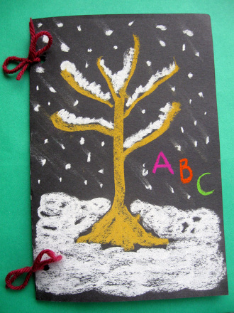 Learn Your Letters with a Winter
