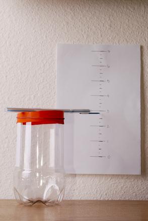 Homemade Barometer Activity
