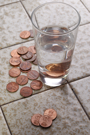 How to Clean Copper Pennies Activity