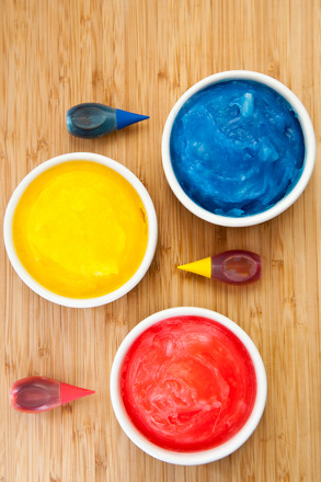 Mix Color for Rainbow Stew Activity