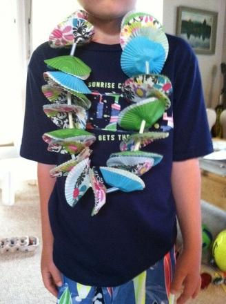 Hawaiian Craft Activity Education
