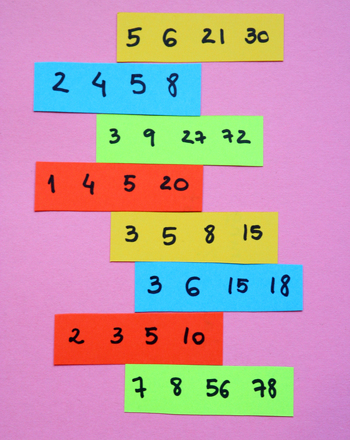 Number Names Worksheets : what is fact family in mathematics ...