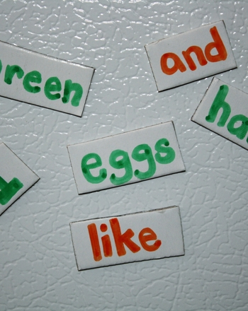 Make a Story with Magnetic Words | Activity