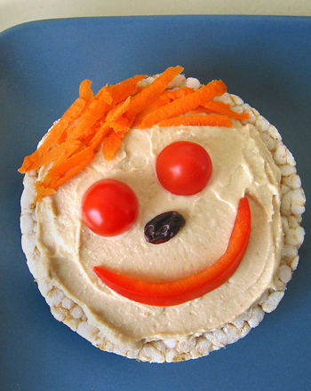 Healthy Snack for Kids Activity