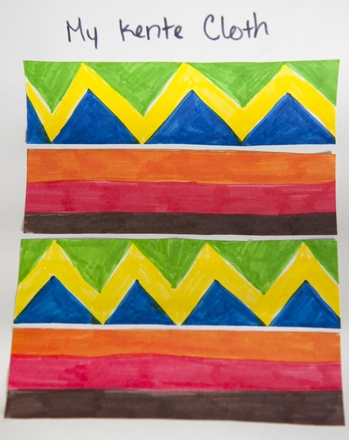 Kente Cloth Colors Activity Education Com