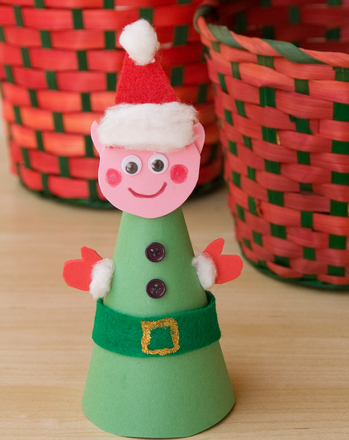 Elf Craft Activity Education