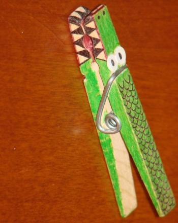 Alligator Craft Activity Education