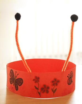 Make a Bug Headband Activity