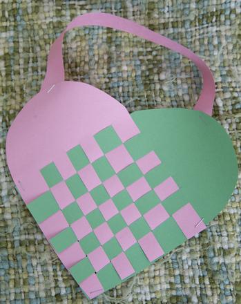 mother 39 s day basket activity. Black Bedroom Furniture Sets. Home Design Ideas