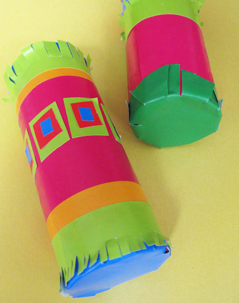 Cinco De Mayo Crafts From Toilet Paper Tubes For Toddlers