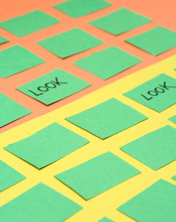 DIY Sight Word Memory Game - Creative Family Fun |Sight Word Memory