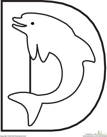 حروف انگلیسی با شکل حیوانات