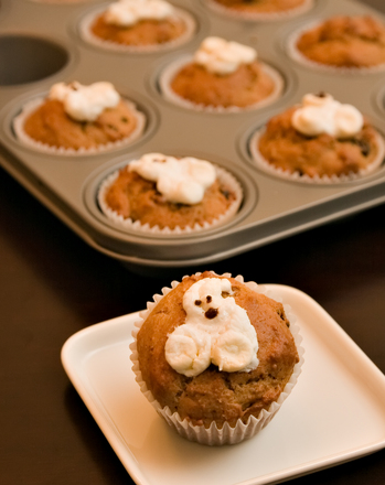 halloween muffins activity. Black Bedroom Furniture Sets. Home Design Ideas