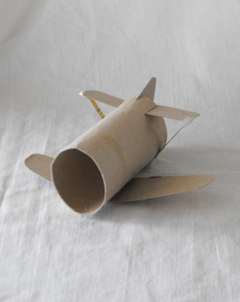 Cardboard Airplane Activity Education Com