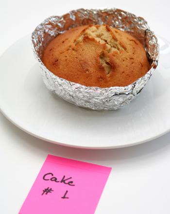 chocolate cake description essay