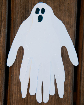 Spooky Ghost Activity Education