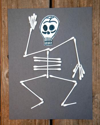 Halloween Skeleton | Activity | Education.com