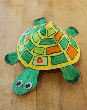 Turtle Craft Activity Education Com