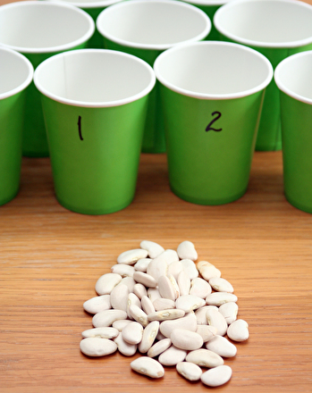 Counting cups activity - Cups and kids ...