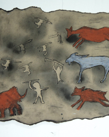 Make Cave Paintings Activity