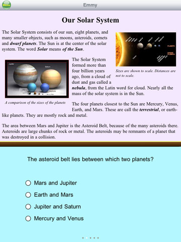 solar system reading comprehension worksheets pics about space. Black Bedroom Furniture Sets. Home Design Ideas