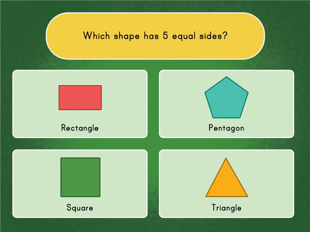Identifying Shapes By Attributes | Geometry Game | Education.com
