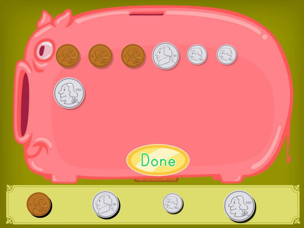 online piggy bank game