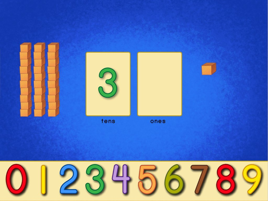 Place Value Blocks Game Education Com