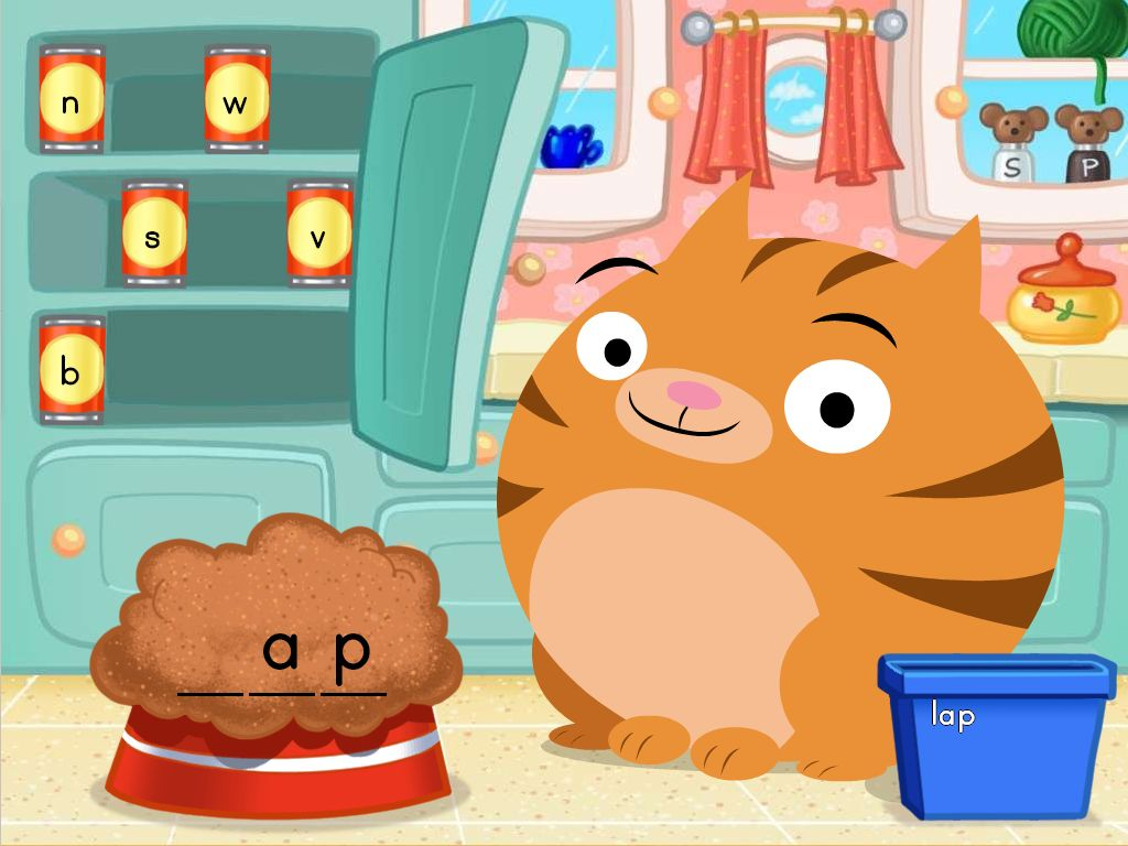 Short A Cat Food Game Game