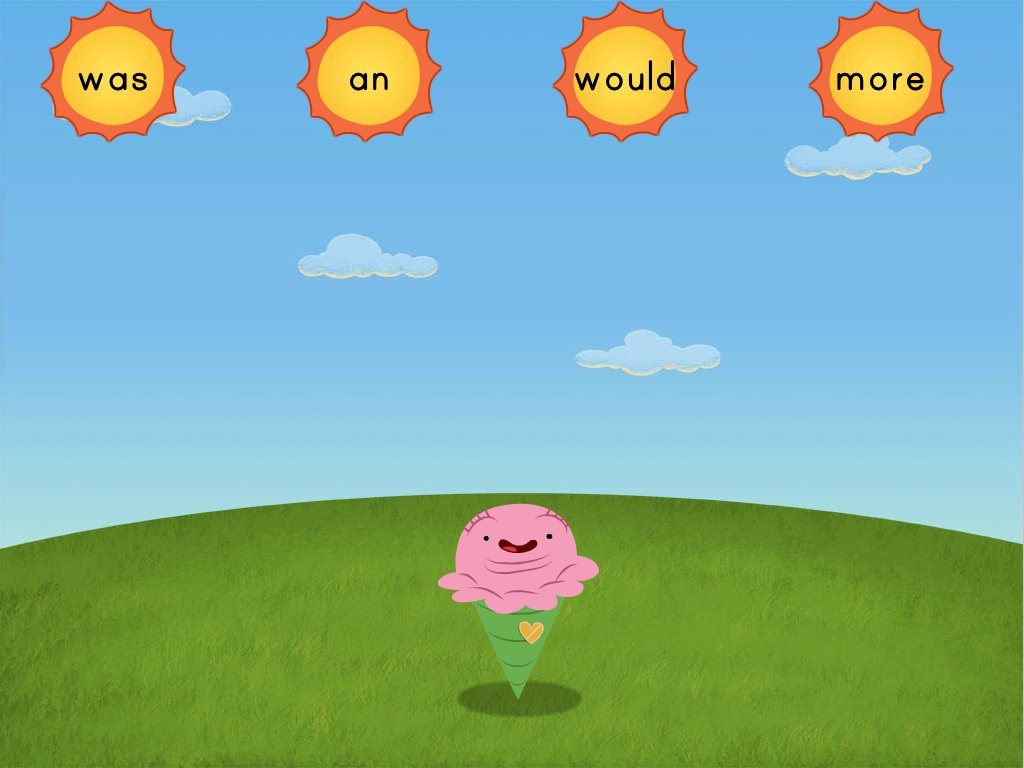 Sight Words Sun Attack 2 on Essential Activities Sight Word Get