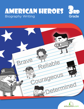 American Heroes: Biography Writing