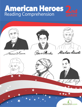 American Heroes: Reading Comprehension