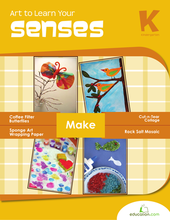 Art to Learn Your Senses