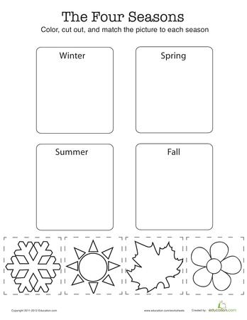 Celebrate the Seasons: Life Skills   Printable Workbook   Education ...