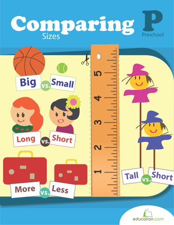 Comparing Sizes | Workbook | Education.com