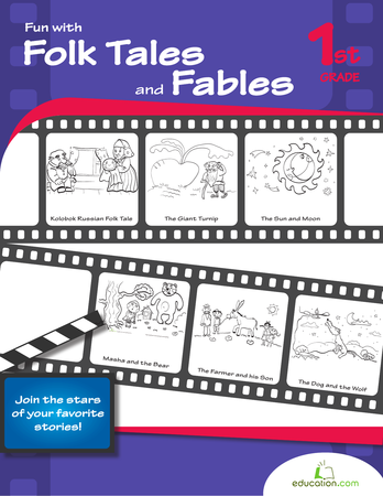 Fun with Folk Tales and Fables