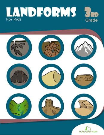 Landforms For Kids