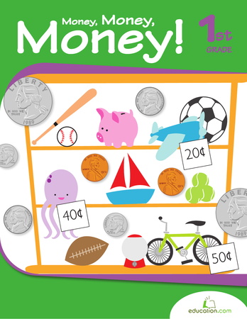 interactive money games for first grade