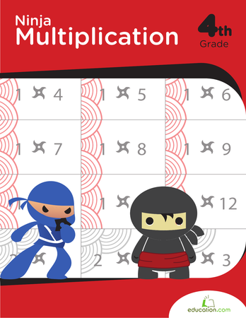 Ninja Multiplication