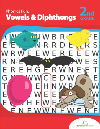 Phonics Fun: Vowels and Diphthongs