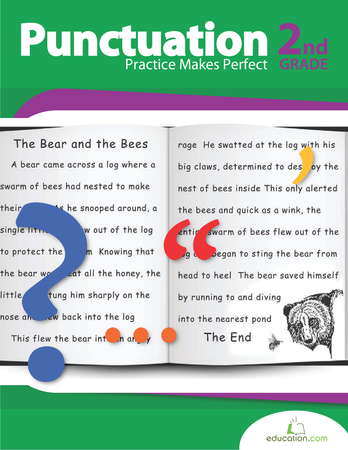 punctuation practice makes perfect workbook. Black Bedroom Furniture Sets. Home Design Ideas