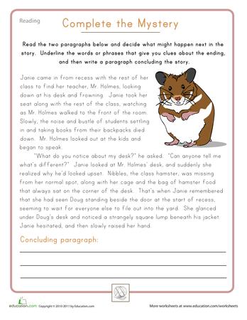 Printables. Reading Comprehension Worksheets Pdf. Gozoneguide ...
