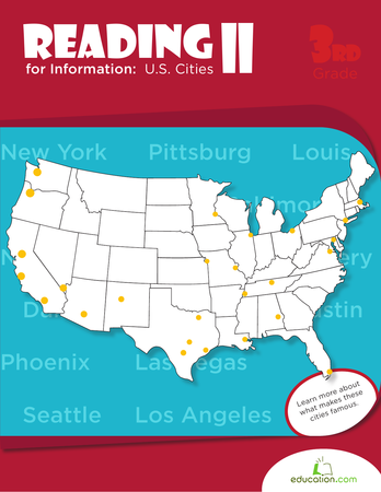 Reading for Information: U.S. Cities II