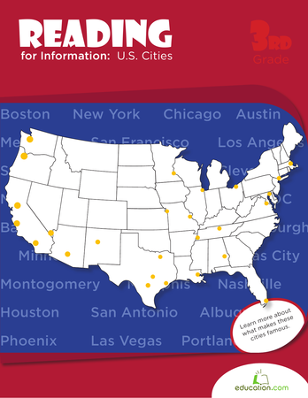 Reading for Information: U.S. Cities