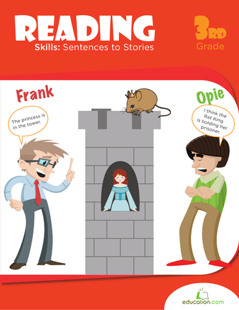 Reading Skills: Sentences to Stories