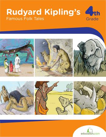 Rudyard Kipling's Famous Folk Tales