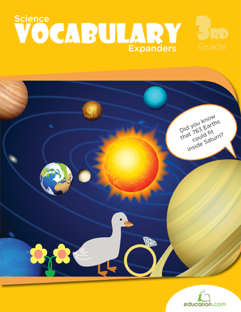 Science Vocabulary Expanders