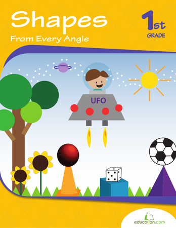 Shapes From Every Angle Workbook